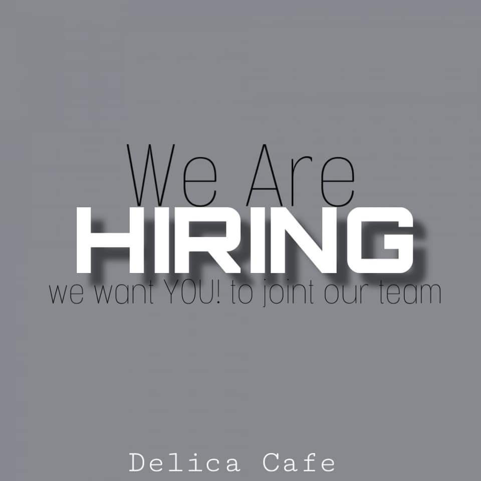 Jawatan Kosong Di Delica Cafe (Pasir Mas)